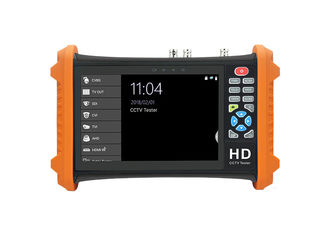 China TFT LCD-Schirm 7 Ertrag UTP-Kabel-Test des Zoll Cctv-Test-Monitor-HDMI fournisseur